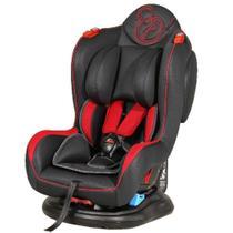 Cadeira para Carro Transbaby II Grafite Vermelho Galzerano -