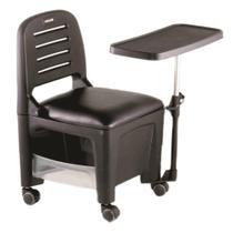 Cadeira para manicure cirandinha bari dompel -