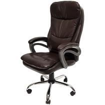 Cadeira presidente deluxe couro pu giratoria mymax -