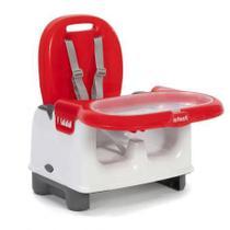 Cadeira Refeição Portátil Mila Vermelho - Infanti -