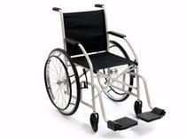 Cadeira rodas 85k nylon pneu macico - cds -