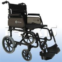 Cadeira Rodas Comfort Aro 12 Praxis PRETO -