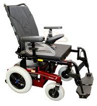 Cadeira Rodas Motorizada B400 Face Lift Ottobock -