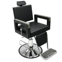 Cadeira Square Barber Dompel -
