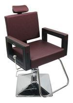 Cadeira Square Reclinável - Base Quadrada Dompel -