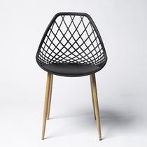 Cadeira Stela Assento em Polipropileno - Mozzoni