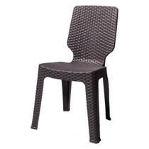Cadeira T Chair Keter Marrom -
