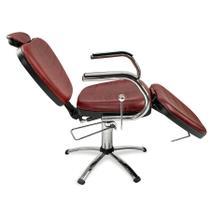 Cadeira Top Make Dompel Vermelho Turim -