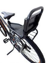Cadeirinha Bicicleta Infantil Com Bagageiro Acoplado - Altmayer -