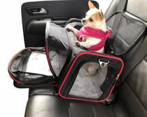 Cadeirinha Bolsa Pet Transporte Banco Carro Car Seat - Perx