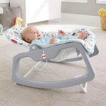 Cadeirinha de Balanço Reclinável - Fisher-Price Baby - Mattel - Fisher Price