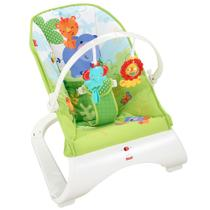 Cadeirinha de Descanso - Amigos da Floresta - Fisher-Price - Fisher price