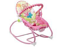 Cadeirinha de Descanso Bouncer Vibratória - Reclinável Baby Style Princesas