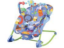 Cadeirinha de Descanso Reclinável com Balanço - Musical Vibratória com Móbile Baby Style