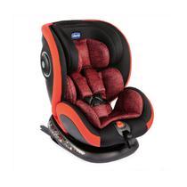 Cadeirinha de Segurança Para Carro Chicco Seat4Fix Poppy Red -