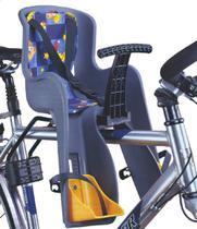 Cadeirinha Infantil Bicicleta Bike Dianteira Engate Rápido - Sheng Fa