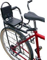 Cadeirinha Infantil com Assento Anatômico para Bagageiro de Bicicletas - Altmayer AL-17 -