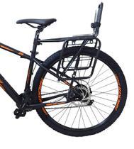 Cadeirinha Infantil De Bike Bagageiro Acoplado Al324 Altmayer -
