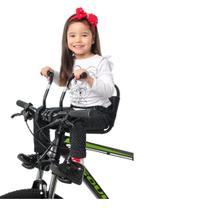 Cadeirinha Infantil Dianteira para Bicicletas Vermelha Altmayer AL01 -