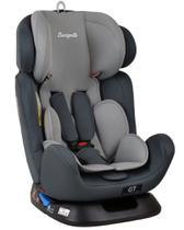 CADEIRINHA PARA AUTO GT 0.1.2.3 GRAY (0 a 36kg) - BURIGOTTO -