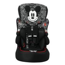 Cadeirinha Para Automóvel Mickey Mouse Team Tex Kalle 9 À 36Kg Preta -