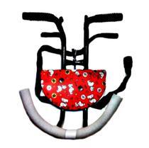 Cadeirinha Para, Bicicleta Com Cinto,p Transporte Infantil V - Multigate