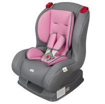 cadeirinha para carro bebe infantil rosa reclinável 3 posições 9 a 25kg tutti baby -