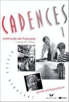 Cadences 1 guide pedagogique - Hatier