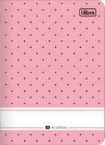 Caderneta Brochura Capa Flexível Academie 32 Folhas Tilibra -