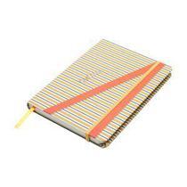 Caderneta de anotacao cvs chaves shirt colorida a5 14.8x1x21cm 100fls - Urban