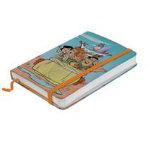 Caderneta de anotacao hb flinstones urban -
