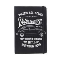 Caderneta de anotacao vw fusca vintage a5 14.8x1x21cm 100fls - Urban