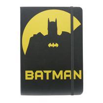 Caderneta de Anotações Batman com 100 Folhas e Elástico - Urban