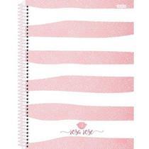 Caderno 1 Matéria Rosa Rose - SD -