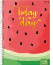 Caderno C/D 10 Materias Fruit Lovers Foroni
