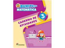 Caderno de Atividades Buriti Plus 3 ano - Matemática