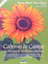 Caderno de campo das equipes de melhoria continua - Editora indg -