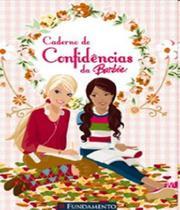 Caderno De Confidencias Da Barbie - Fundamento -