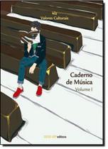 Caderno de Música - Vol.1 - Coleção Teatro Popular do Sesi -