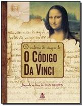 Caderno de viagens-codigo da vinci - Arqueiro