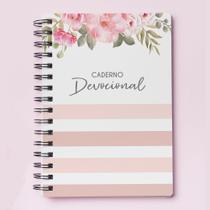 Caderno Devocional - Ateliê Cantinho Do Papel
