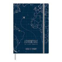 Caderno Diário de Viagem 80 folhas - Tilibra -
