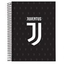 Caderno Espiral Capa Dura Universitário 1 Matéria Juventus Jandaia -
