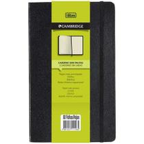 Caderno Executivo Costurado Cambridge 80 Fls Sem Pauta - Tilibra