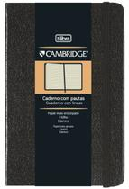 Caderno Executivo Costurado Médio Cambridge Tilibra