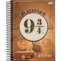 Caderno Harry Potter 1 matéria Jandaia -