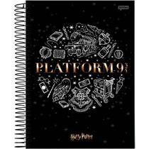 Caderno Harry Potter Colegial 10 Matérias - Jandaia