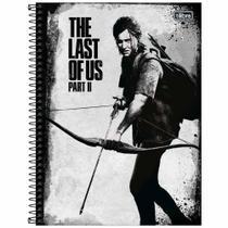 Caderno The Last of Us 1 Matéria Tilibra -
