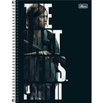 Caderno The Last Of Us Part II 1 Mat. Tilibra II -