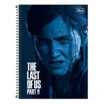 Caderno Univ 10mat 160fls The Last Of Us Foco Tilibra -